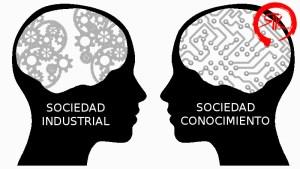 Sociedad Industrial vs Conocimiento