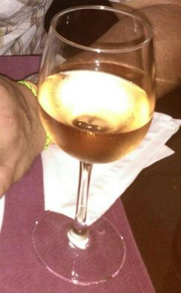 Verre de vin.
