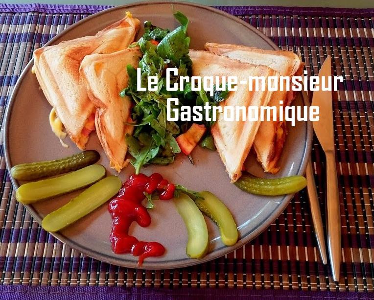 Recette-Le-croque-monsieur-gastronomique