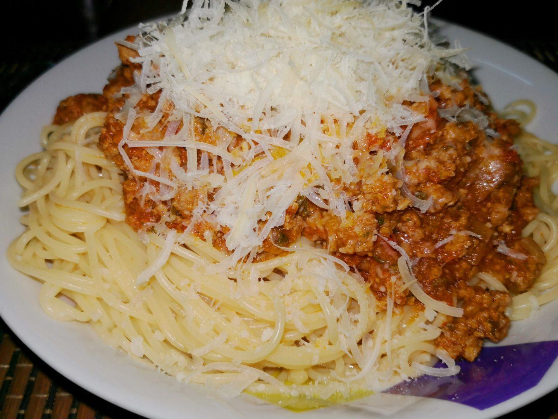 Sauce bolognaise Recette super facile #saucebolognaise #recette #RecetteItalienne #italie