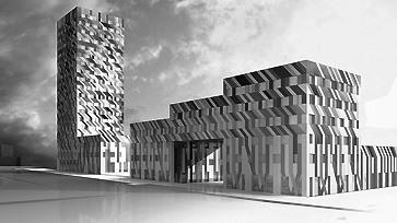 POMPIDOU BUILDING