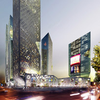 TOWERS & SHOPPING MALL