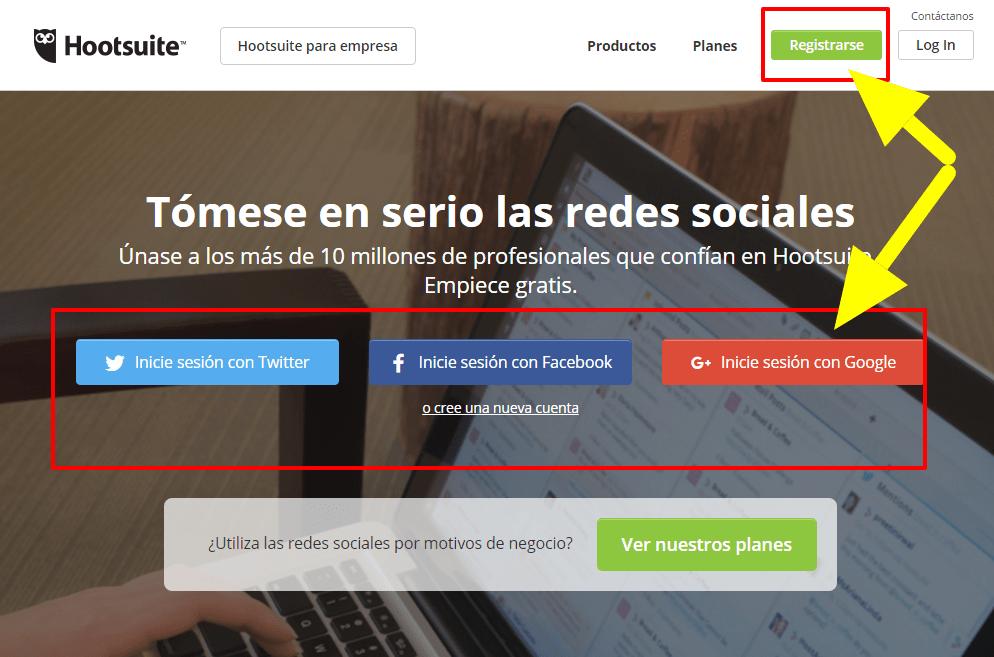 tutorial hootsuite para buscar empleo hootsuite registro