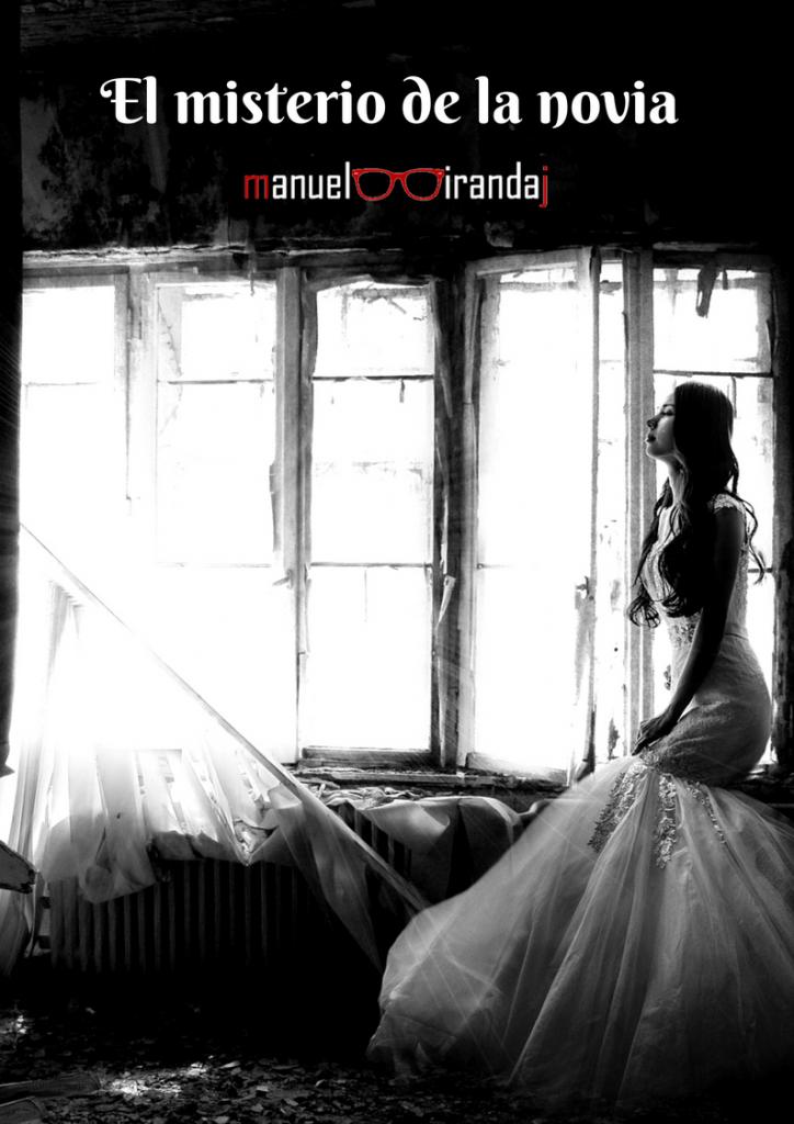 hacer portada ebook con canva - El misterio de la novia