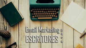 email marketing para escritores