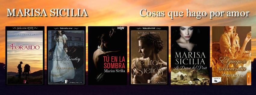 Marisa Sicilia libros