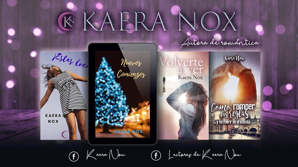 Kaera Nox libros