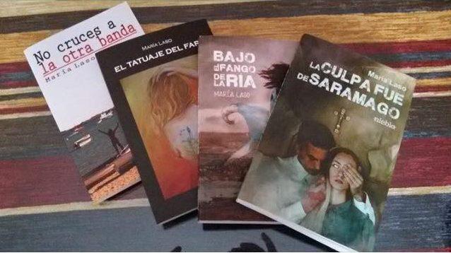 Maria D Laso Flores libros