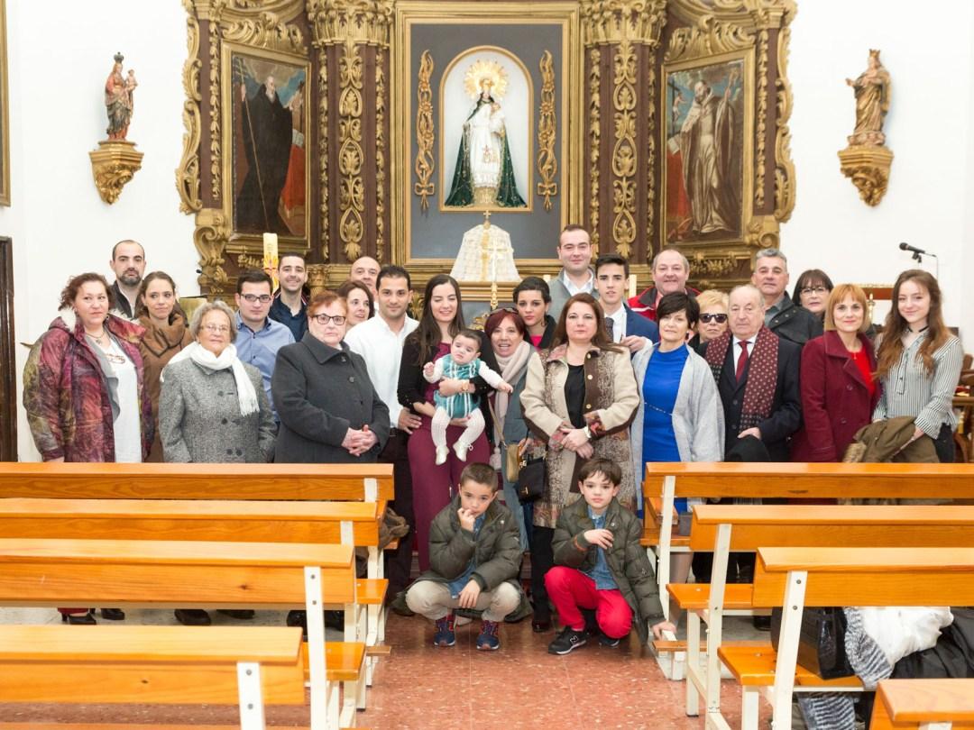 Reportaje de bautizo en Cuarte de Huerva, Zaragoza. Fotografía de bautizos. 5