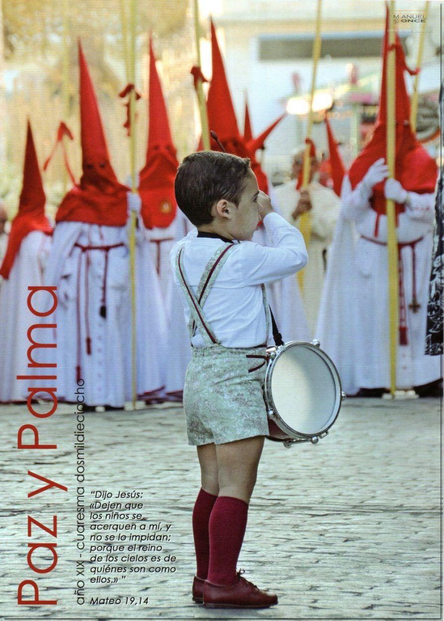 Niño tambor Revista
