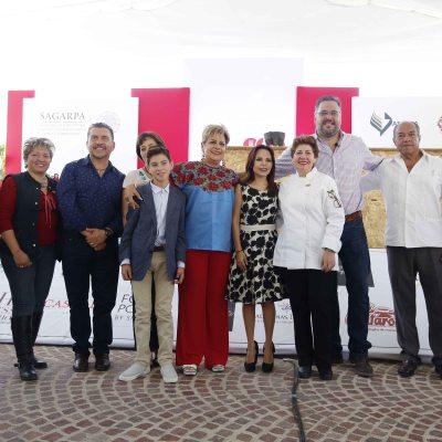 Festival A qué sabe Querétaro