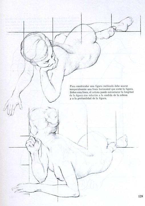 Dibujo Anatmico de la Figura Humana