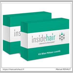 Kit analyses Inside Hair