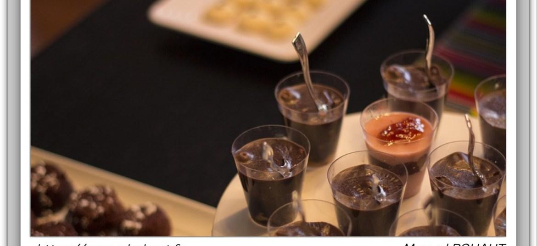 Recette Beautysané© : délicieuse crème chocolat thé Earl Grey