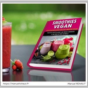 40 délicieuses recettes de smoothies vegan - santé éclatante et perte de poids naturelle