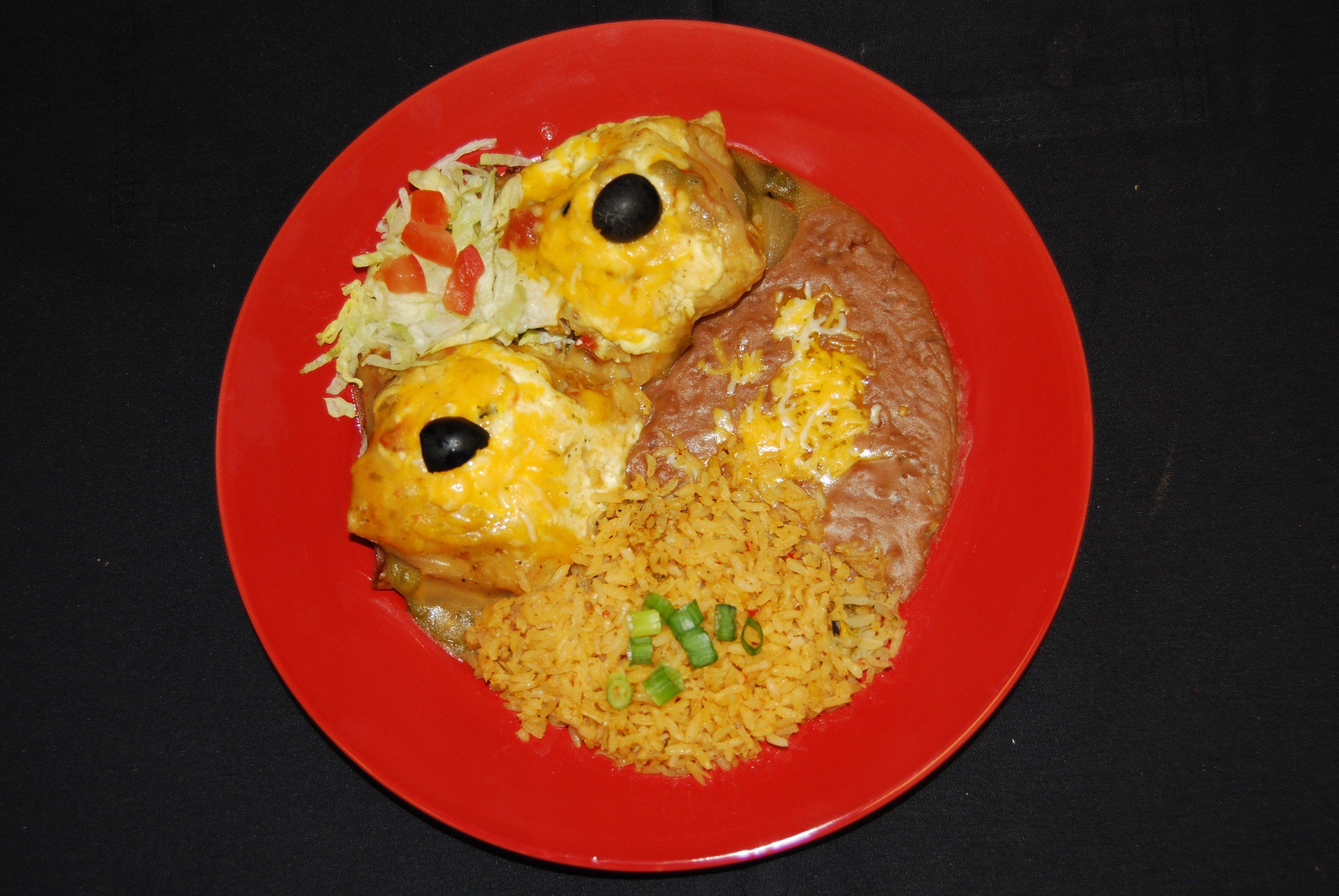Lunch Special E - Pollo