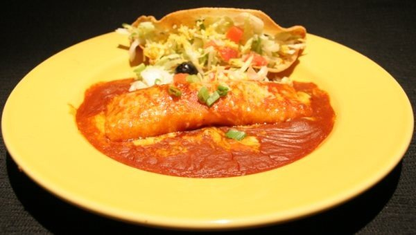 Lunch Special L - Taco Ench
