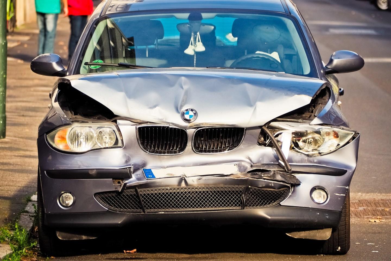 bmw crash insurance
