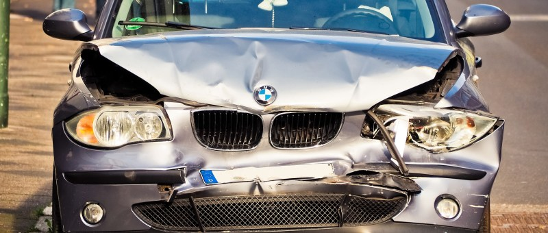 bmw crash insurance