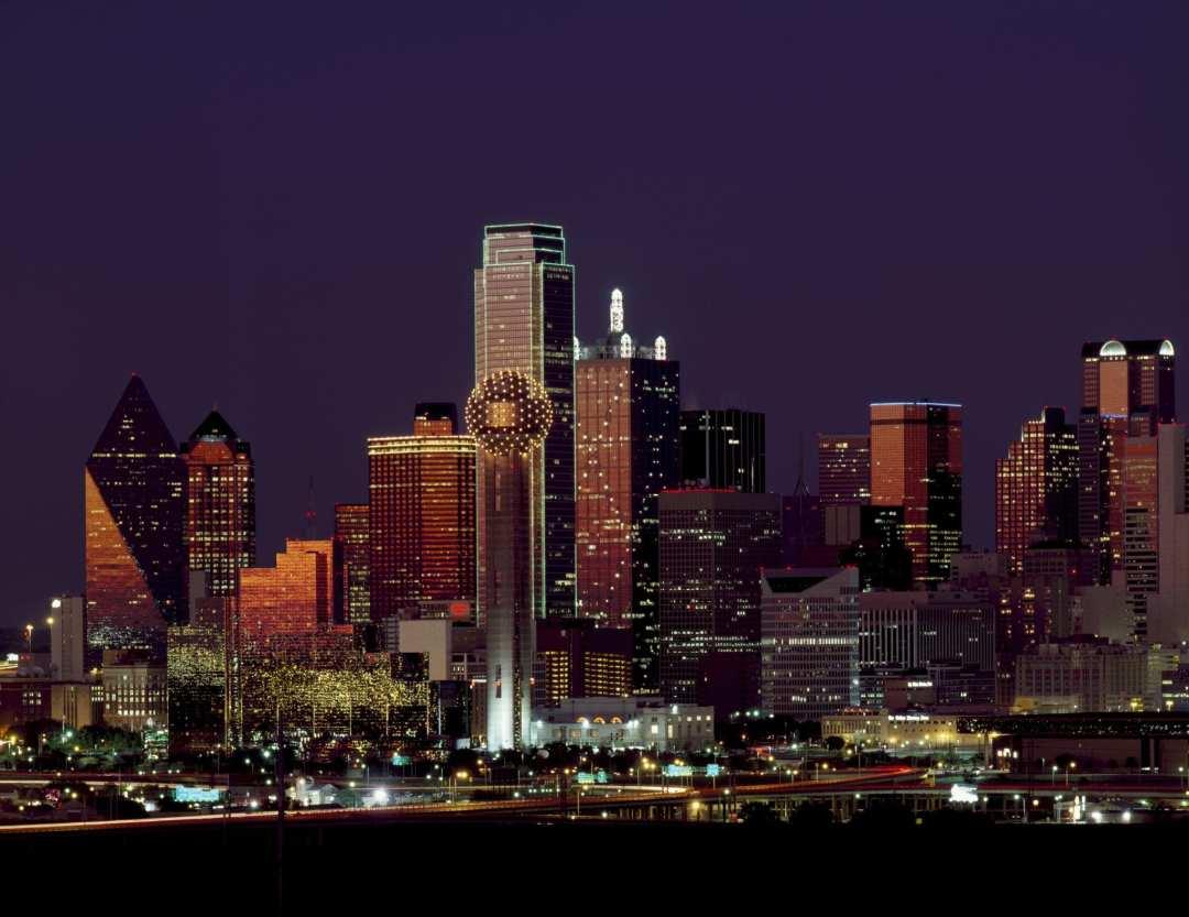 austin texas building view