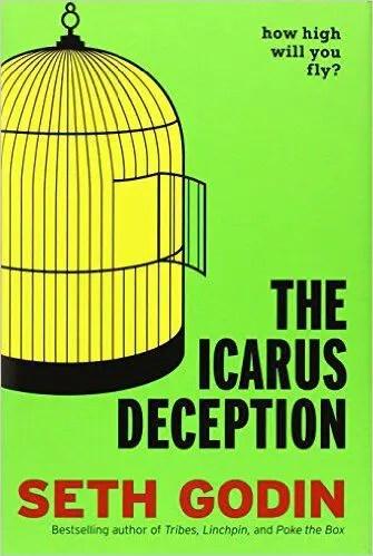 Book: The Icarus Deception by Seth Godin