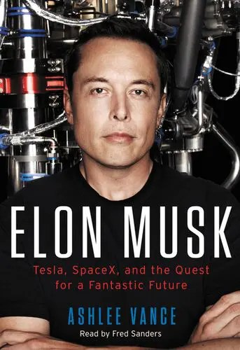 Book: Elon Musk: Tesla and SpaceX
