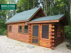 How Quickly Pole Barn Kits Constructs Prefab Home With A