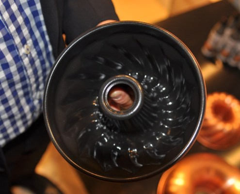 Manufakturen-Blog: Gugelhupf-Backform der Kupfermanufaktur Weyersberg, Starzach (Foto: Wigmar Bressel)