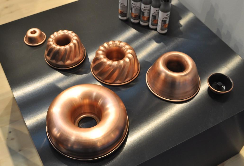 Manufakturen-Blog: Kupferbackformen der Kupfermanufaktur Weyersberg, Starzach (Foto: Wigmar Bressel)