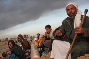 Manufakturen-Blog: Irak. Mossul-Offensive im Dezember 2016. (Foto: Martin Specht)