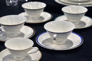 Manufakturen-Blog: Dibberns neue Form Heritage - zu sehr Sammeltasse? (Foto: Wigmar Bressel)