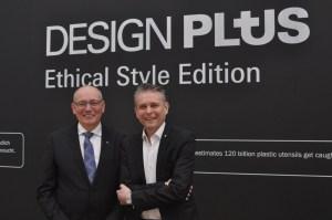 Manufakturen-Blog: Hartmut und Volker Gehring sind Gewinner des Design Plus 2017 für Nachhaltigkeit (Foto: Wigmar Bressel)