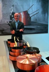 Manufakturen-Blog: Marc Weyersberg kann sich über seinen Erfolg freuen (Foto: Wigmar Bressel)