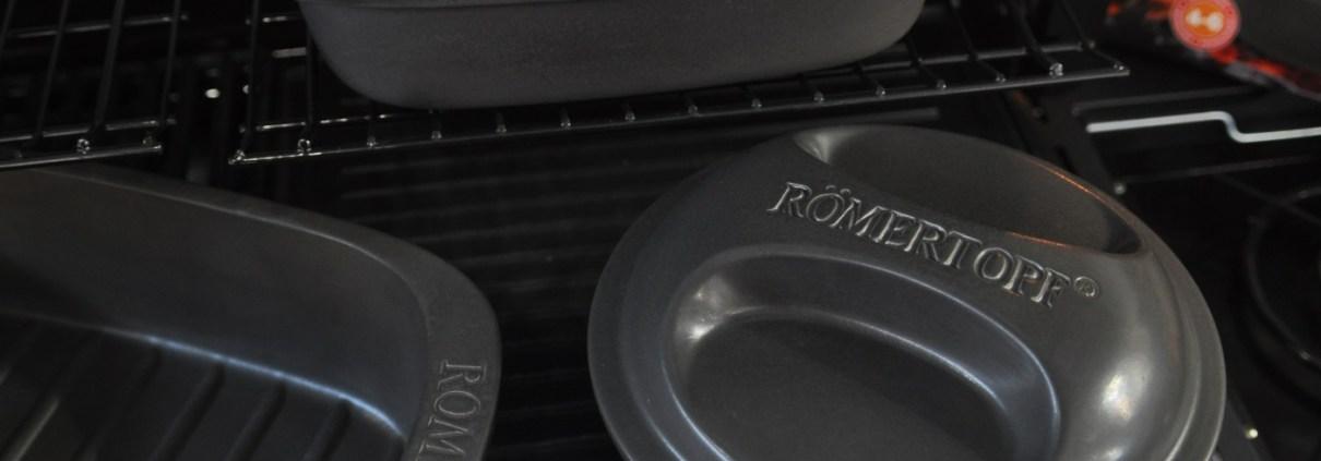 Manufakturen-Blog: Römertopf goes BBQ - weiterer Ton, glasiert, ab ins offene Feuer (Foto: Wigmar Bressel)