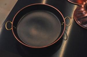 Manufakturen-Blog: Tarteform der Kupfermanufakur Weyersberg (Foto: Wigmar Bressel)