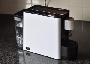 Manufakturen-Blog: Leysieffers Premium-Kapselmaschine mit innovativem Milchschaumsystem weiß (Foto: Wigmar Bressel