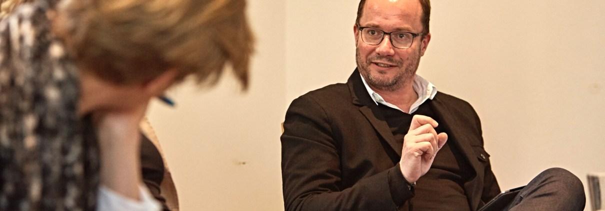 Manufakturen-Blog: Dr. Christopher Heinemann verlässt Manufactum nach elf Jahren Geschäftsführung (Foto: Marcus Meyer)
