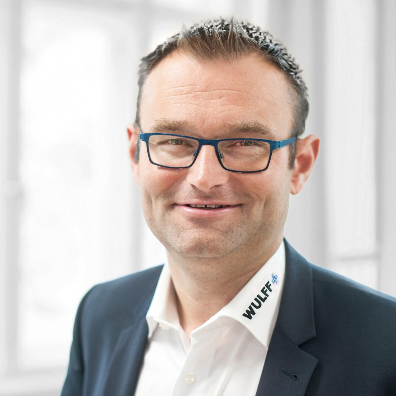 Manufakturen-Blog: Geschäftsführer Heino Wulff (Foto: Wulff Med Tec)