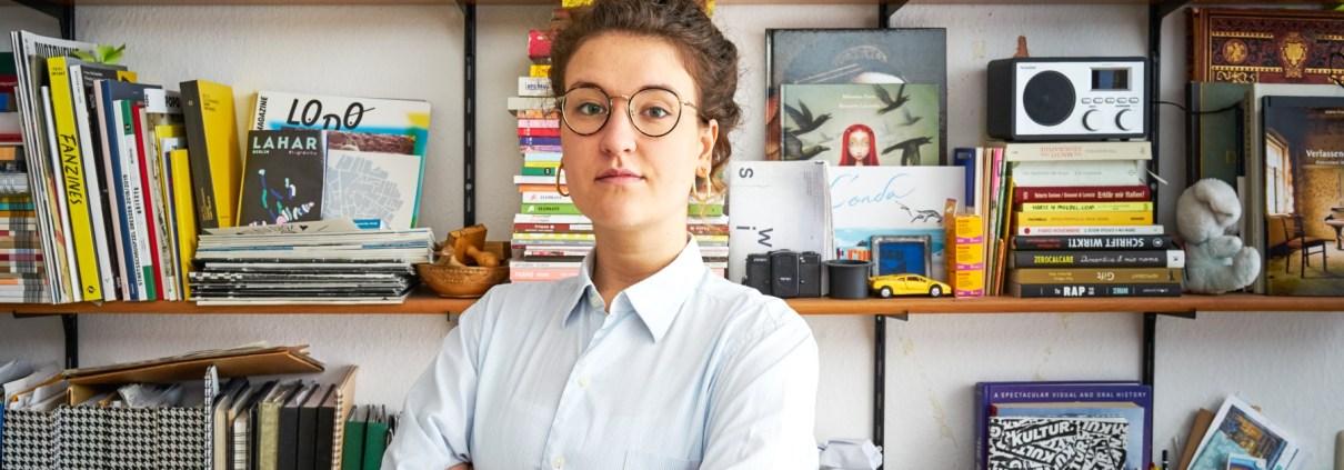 """Manufakturen-Blog: """"Es geht um uns selbst"""", sagt Julia Francesca Meuter im Interview zu ihrem Buch 'Vom Wert der Dinge' im Verlag Deutsche Manufakturen e. V. (Foto: privat)"""
