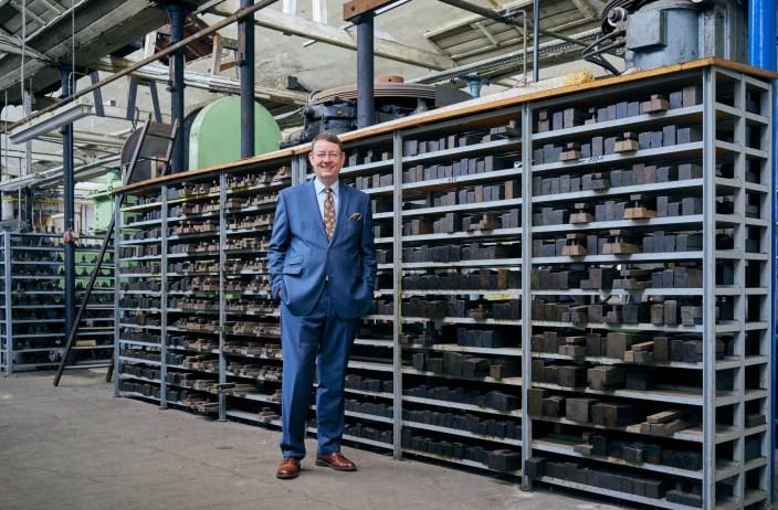 Manufakturen-Blog: Wigmar Bressel von Koch & Bergfeld im Interview mit Martin Specht (Foto: Julia Francesca Meuter)