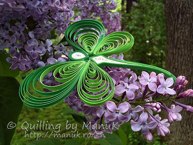 Quilled Butterflies