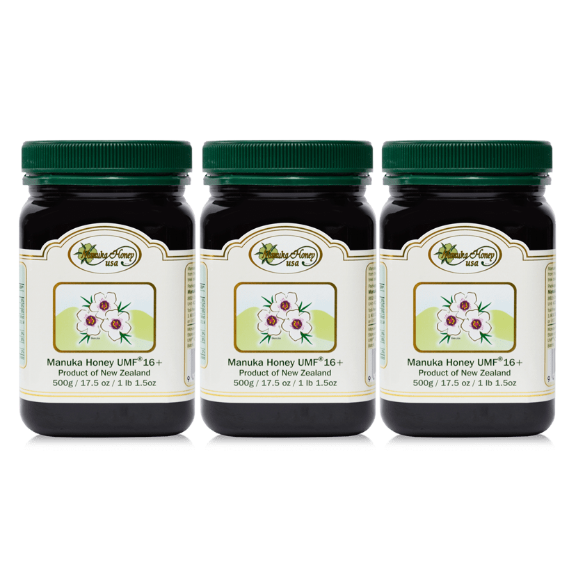 Best Active Manuka Honey