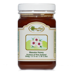 Buy Organic Manuka Honey