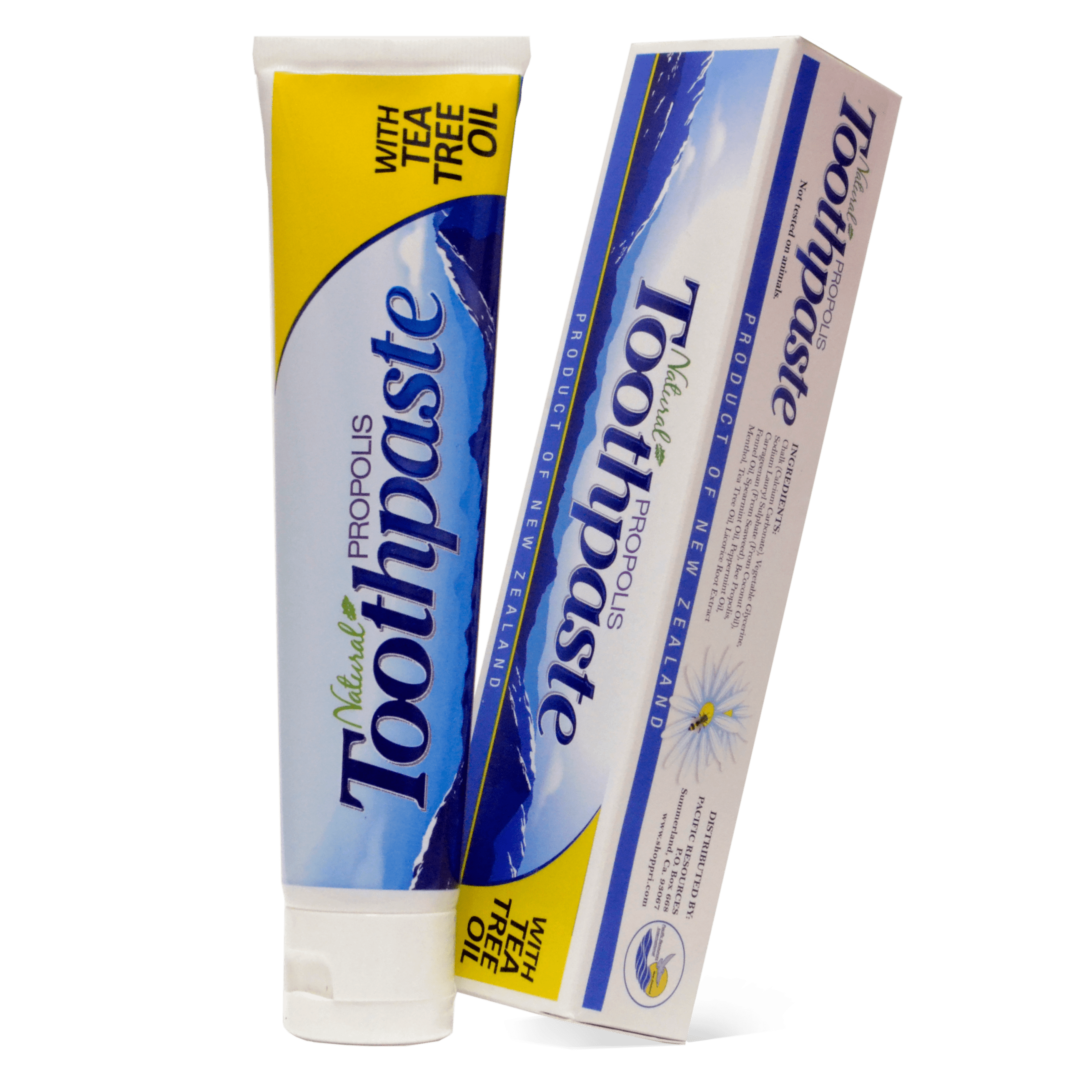 Manuka Oral Fresh Tooth Gel