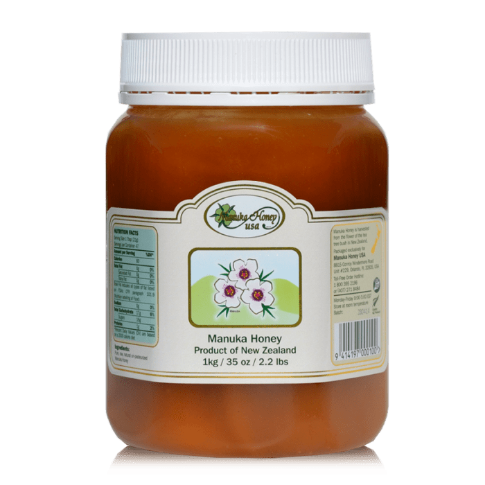 Active Manuka Honey