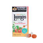 Strawberry Lozenges