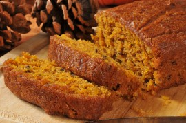manuka honey, pumpkin bread recipe