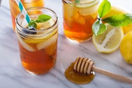 Manuka Honey, Drink, Cocktail, Recipe