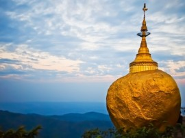 beekeeping, income, golden rock, one of the most sacred buddhist stupa, ,kyaiktiyo pagoda, myanmar