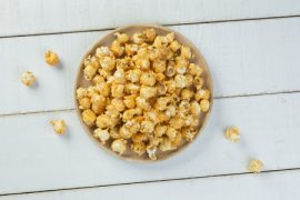 Manuka honey popcorn, popcorn recipes